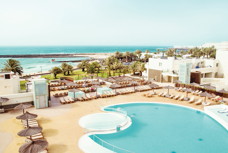 7 nights all-inclusive sunshine in Lanzarote