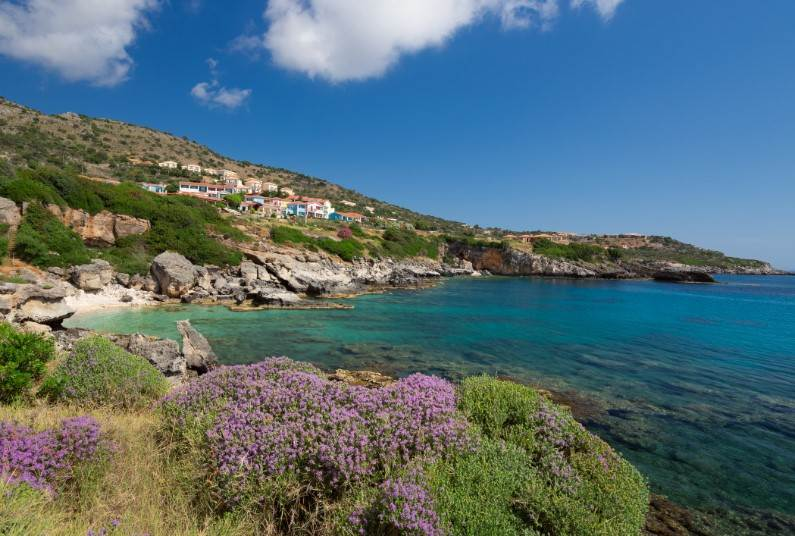 New Route To Kefalonia, 5* Half Board