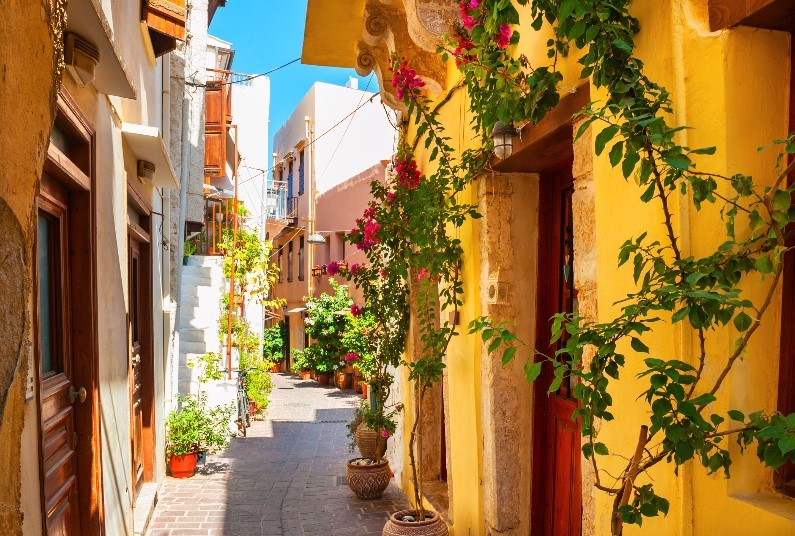 7 Nights Bed & Breakfast - Greece, Crete