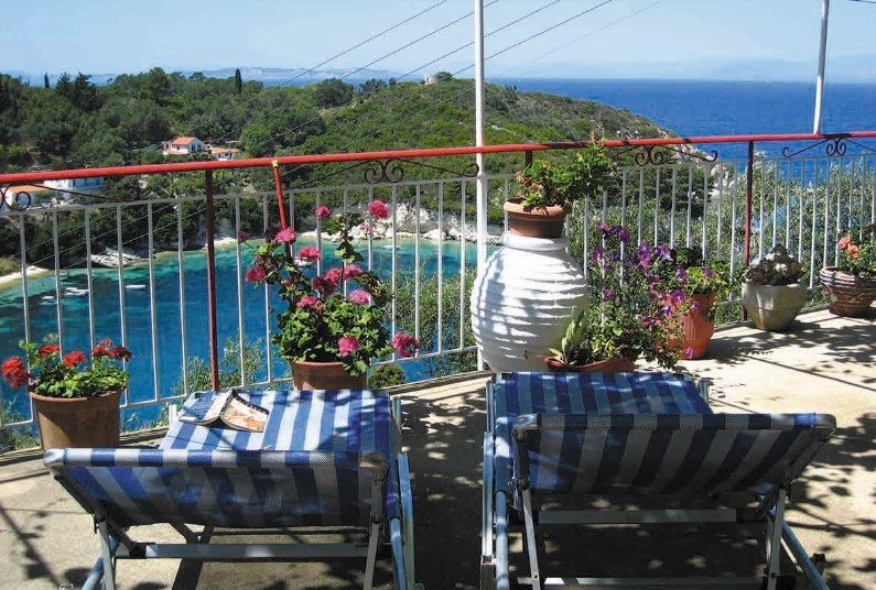 Traditional apartment in Paxos from just £413pp in May