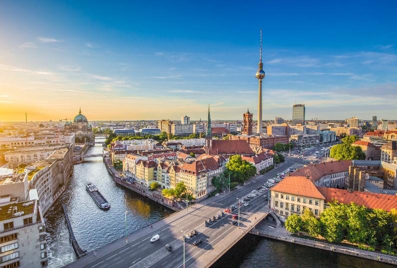 Buzzing Berlin