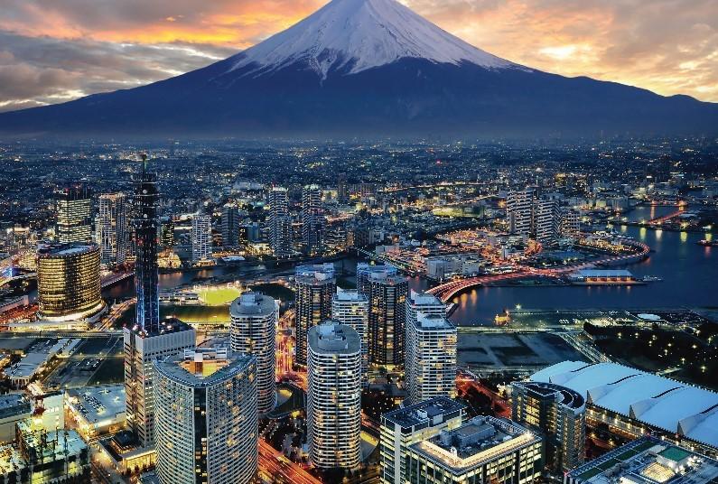 Far East, Japan & Mount Fuji Bullet Train