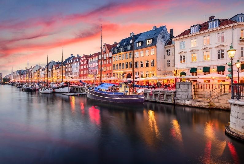 2 Night Break In Denmark