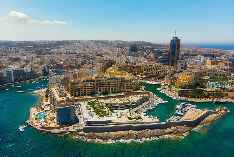 Soak up the sun in Malta