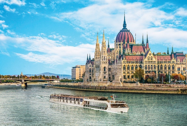 7 night Danube River Cruise