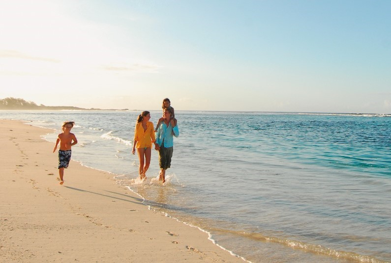 All Inclusive Family Holiday