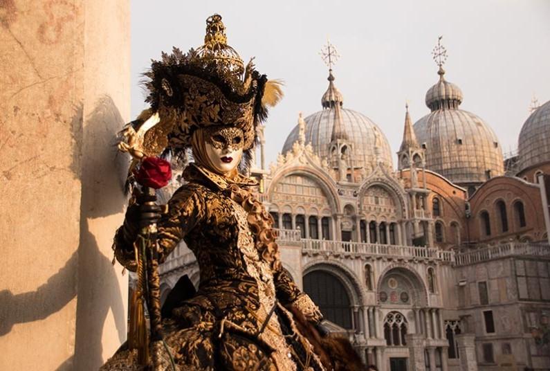 Venice Masquerade 2020