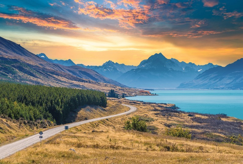 Travel New Zealand  at Your Own Pace