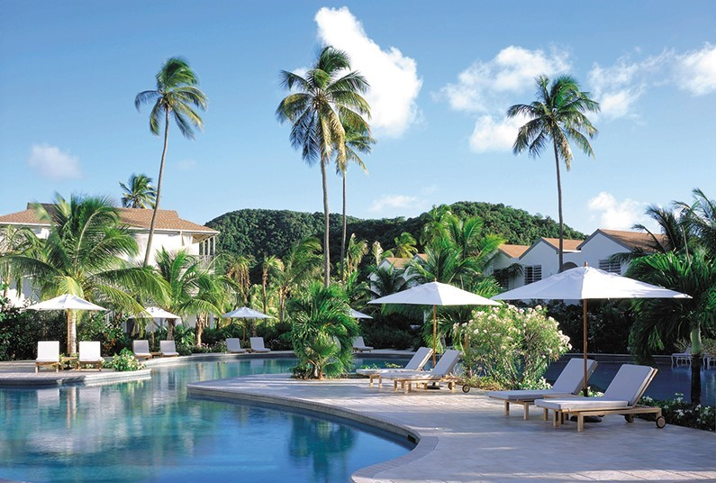 7-night sunshine holiday in the Caribbean