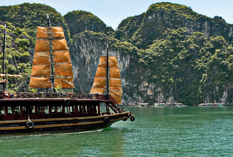 14 day tour of Vietnam including cruising the Mekong delta