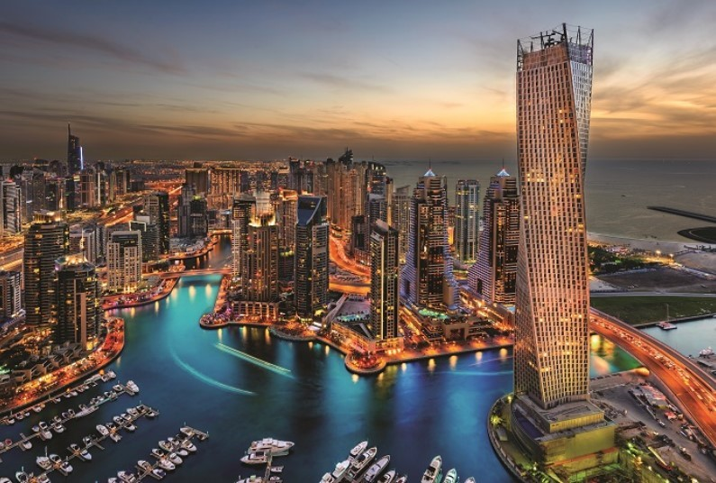 Luxury 5 nights all-inclusive in Dubai