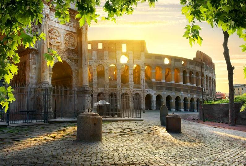 6 nights Italian Cities, Visit Venice & Rome