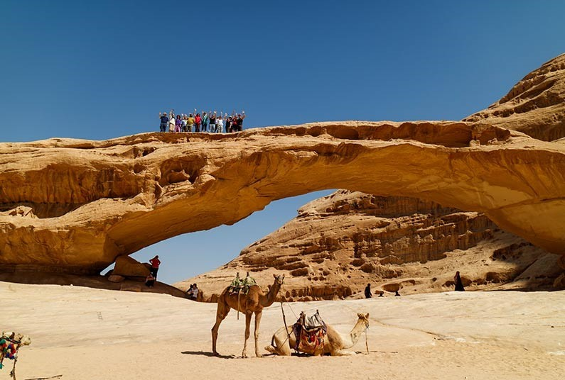 Discover Jordan's Rugged Beauty