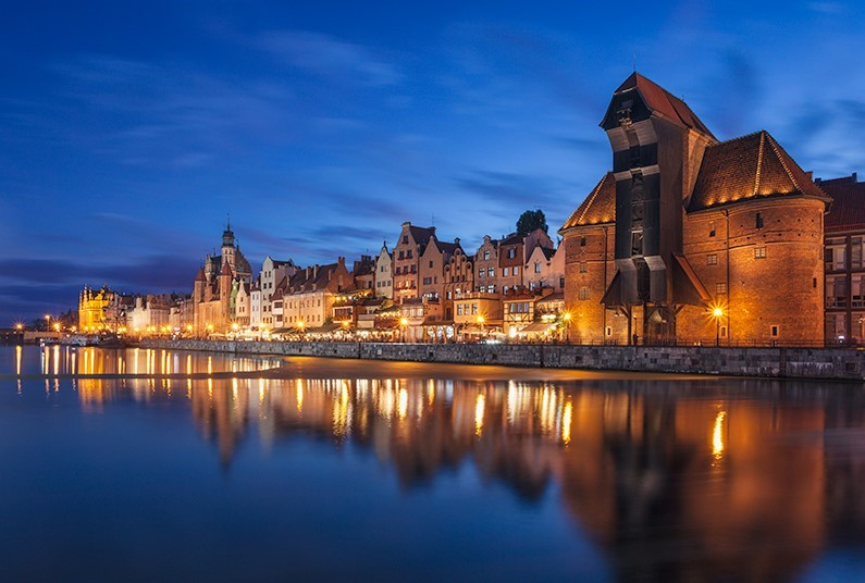 3 night city break in Gdansk, Poland