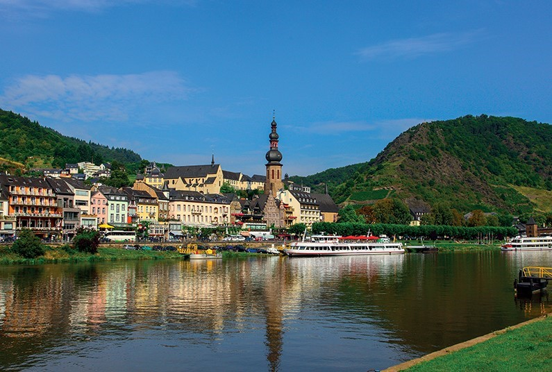 The Splendours of the Rhine