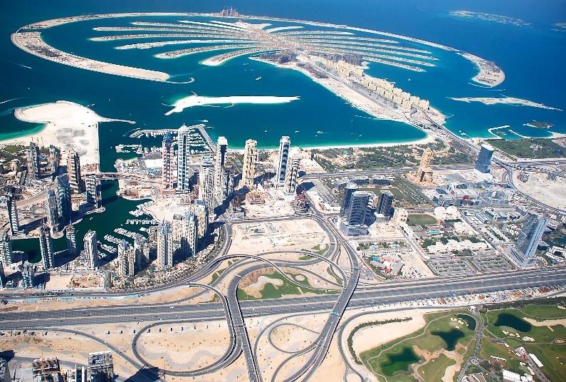 Spend A Full Week In Dubai
