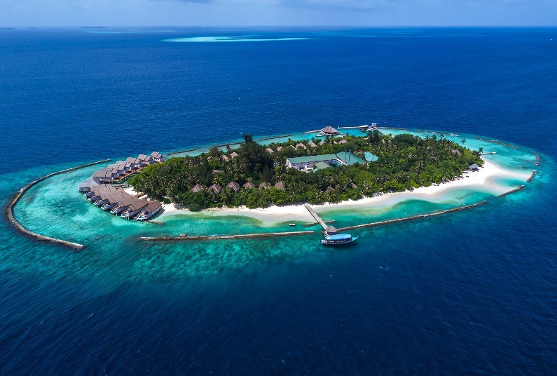 Luxury Island Getaway