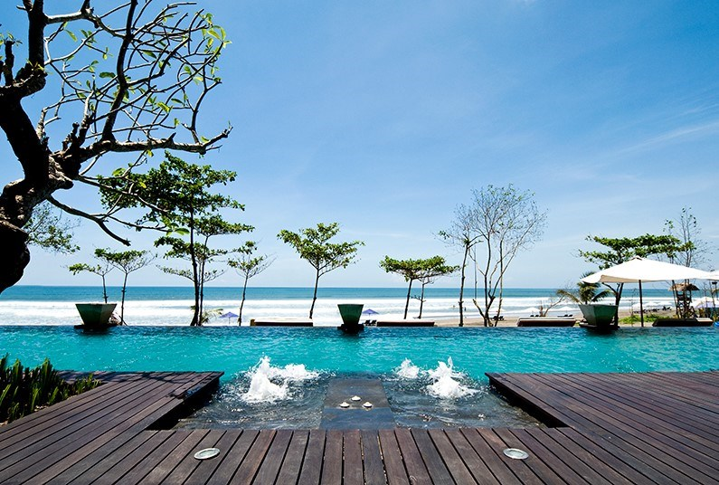 7 night luxury holiday in tropical Bali
