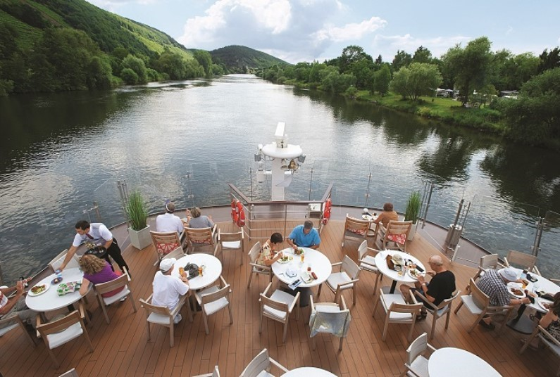 8 day Rhine river cruise