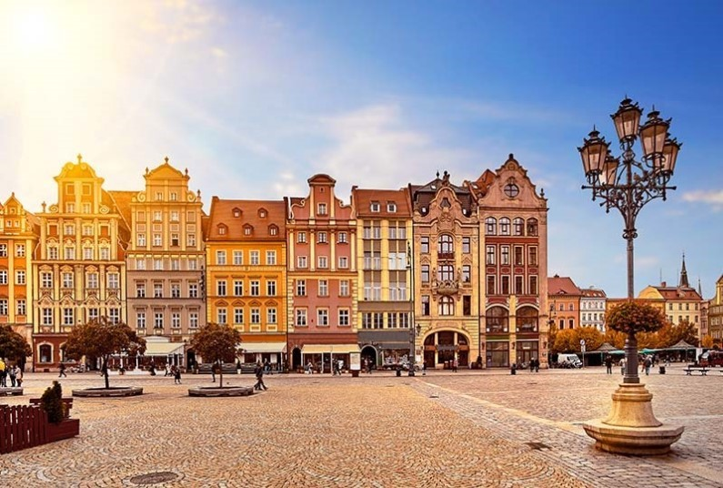 Spring In Wroclaw, 3-4 Nights