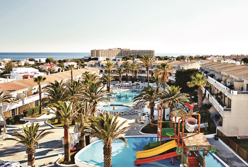 7 nights all-inclusive in Menorca