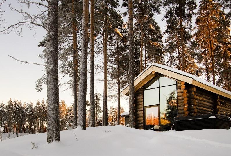 3 nights in Swedish Lapland