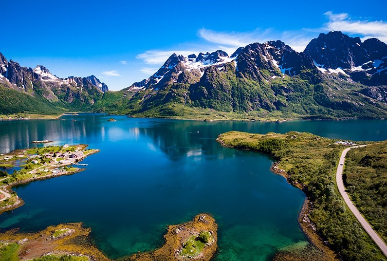 Experience the Great Norwegian Outdoors
