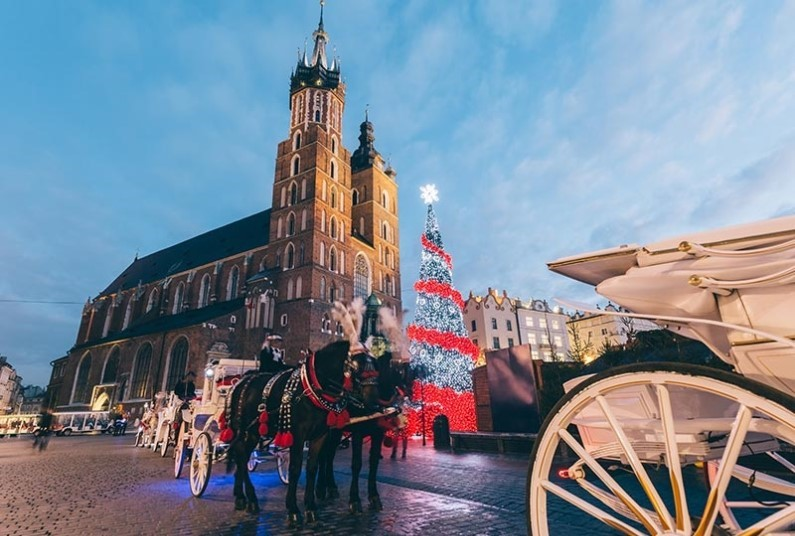Christmas Markets In Krakow
