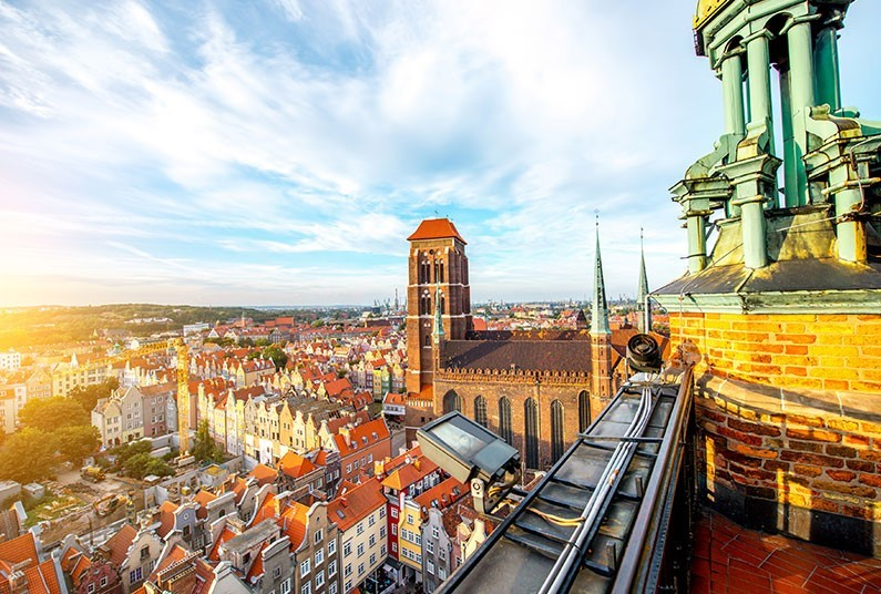 Explore the History of Gdansk