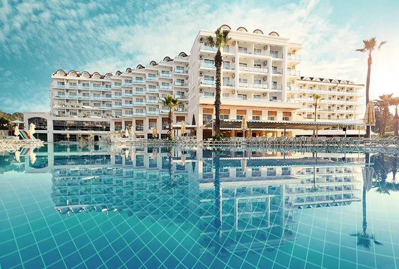 7 nights all-inclusive in Turkey