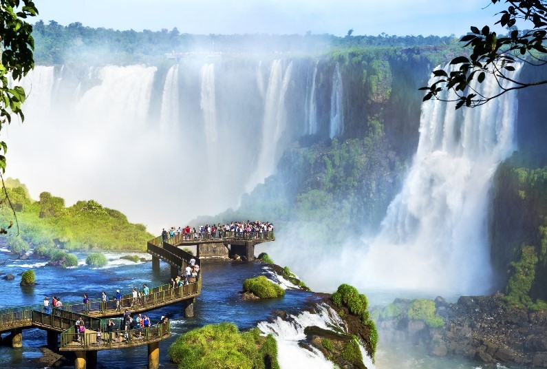 A Popular Tour, Visit Two Beautiful Cities In South America
