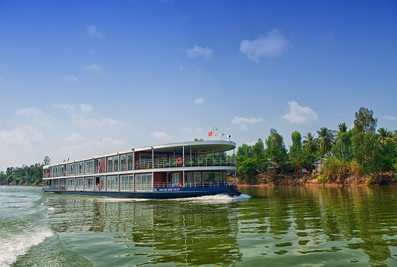 15 day river cruise in Asia