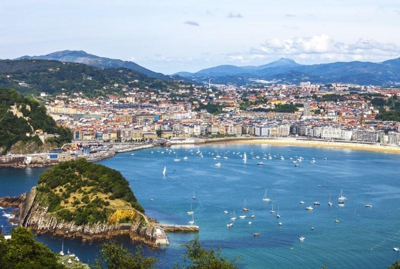 4* Late Deal, Visit San Sebastian