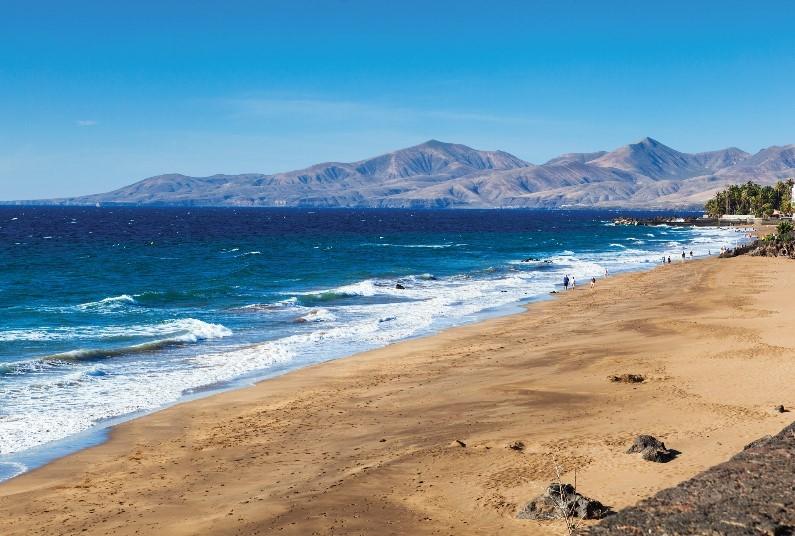 Relaxing Lanzarote Getaway