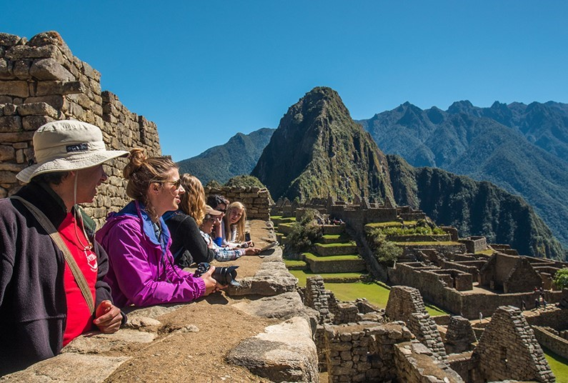 15 day tour to Peru