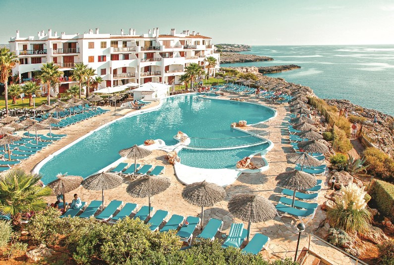 Seafront all-inclusive Majorca