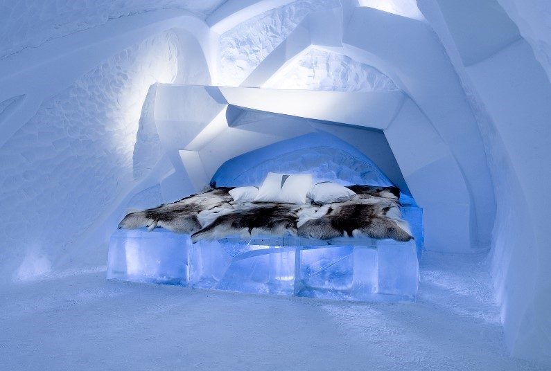 3 Nights at the iconic ICEHOTEL in Swedish Lapland
