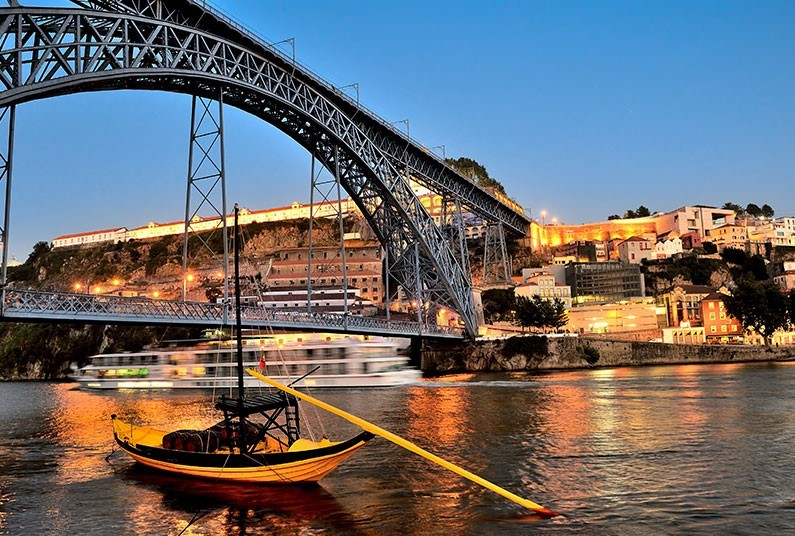 8 day Douro Valley river cruise