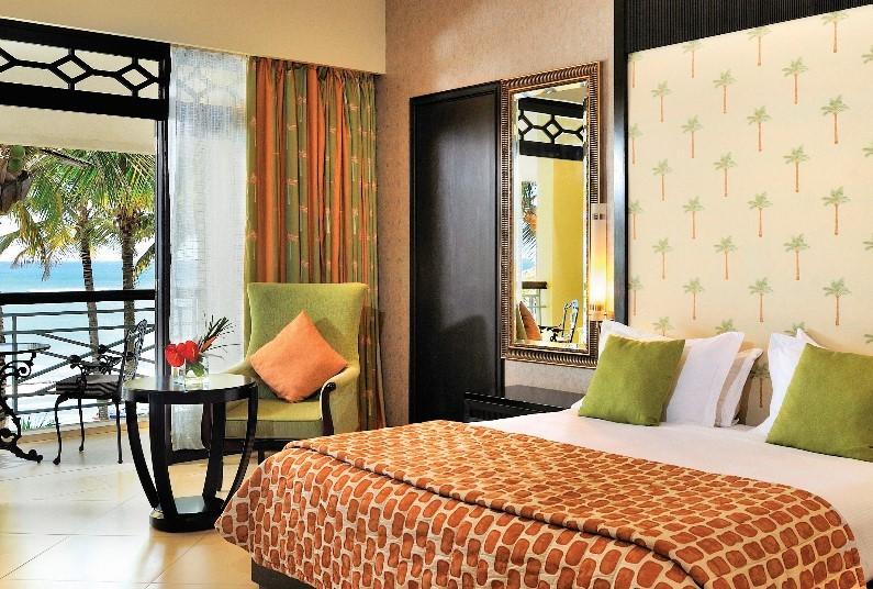 Free room upgrade in Mauritius