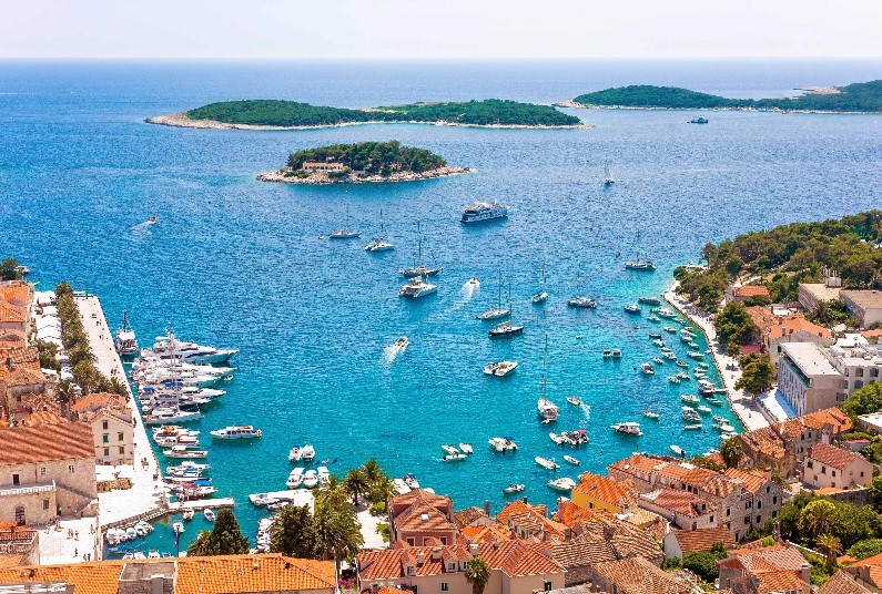 7 Nts South Adriatic Island Hopping