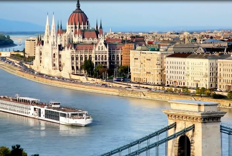 7 night river cruise on The Rhine