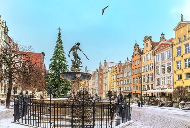 Christmas Markets In Gdansk