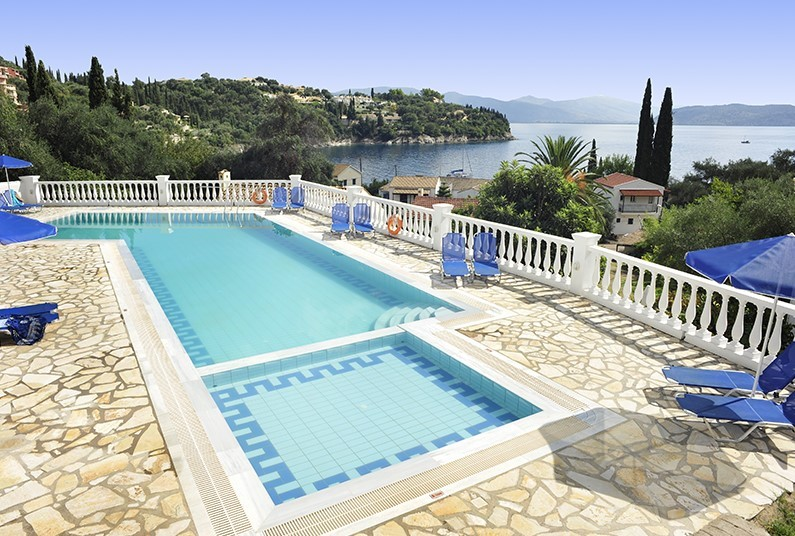 Enjoy the Sun-drenched Greek Island of Corfu