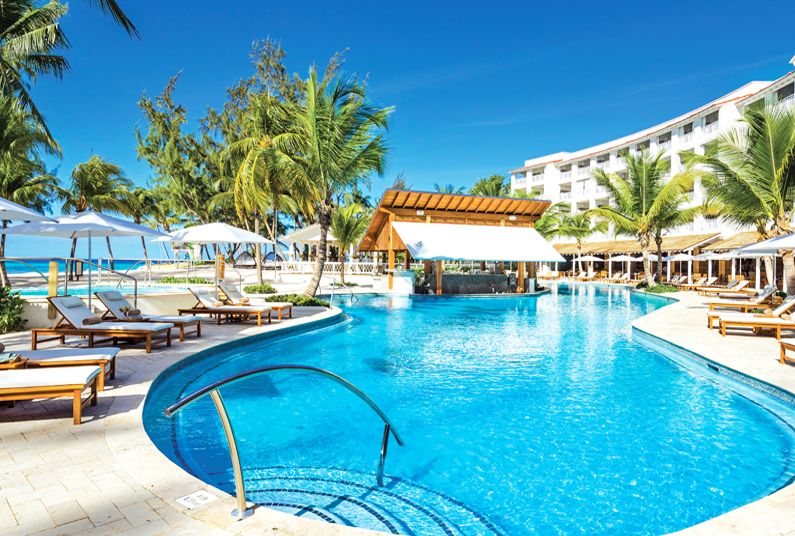 7 nights all-inclusive luxury resort in Barbados