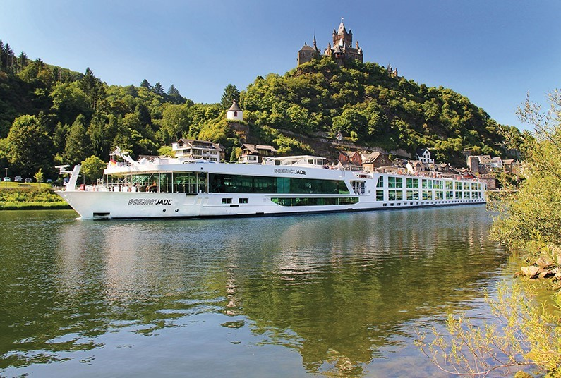 8 day all-inclusive Danube river cruise