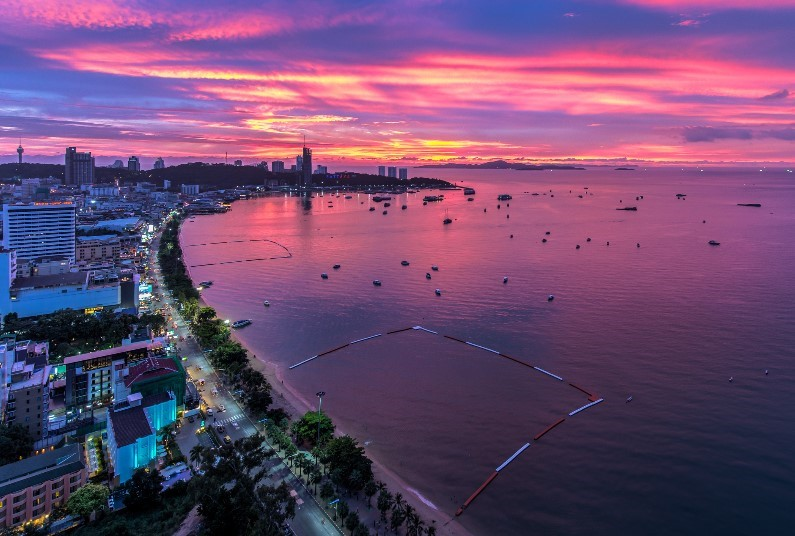 4 FREE Nights In Pattaya & SAVE Up To £415 Per Person