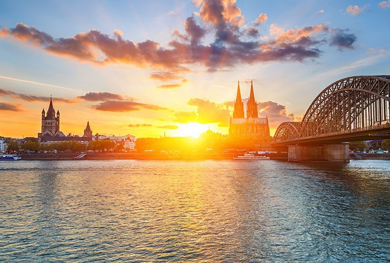 8 day European river cruise