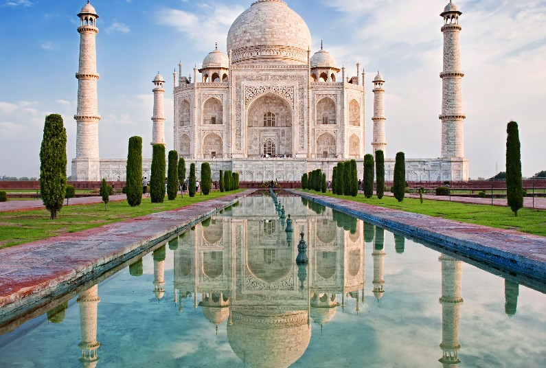 Tigers and the Taj Mahal, 8 nights India