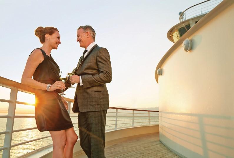 Luxury 12 day Caribbean cruise