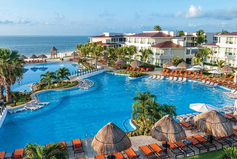 5 night sunshine holiday in Cancun